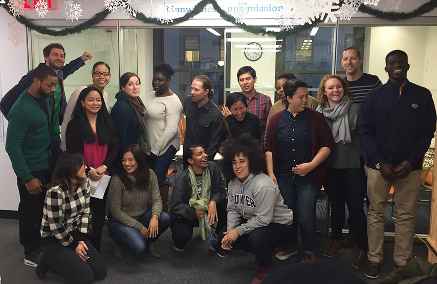 NYC-Philly Mentor Trainings