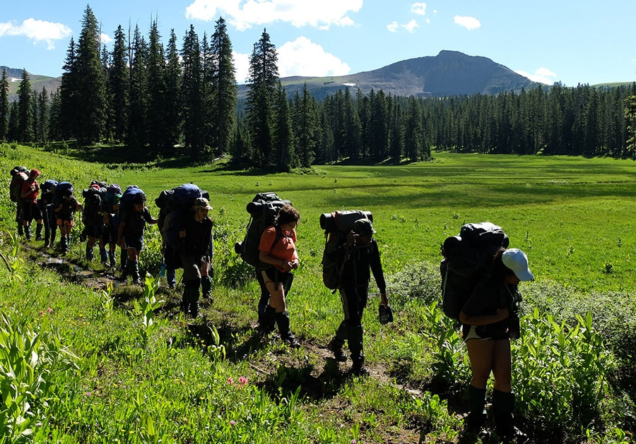 Wilderness Hiking Group