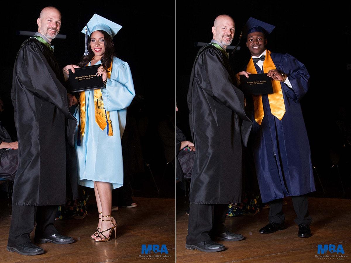 MBA Graduation Andrew Boglioli