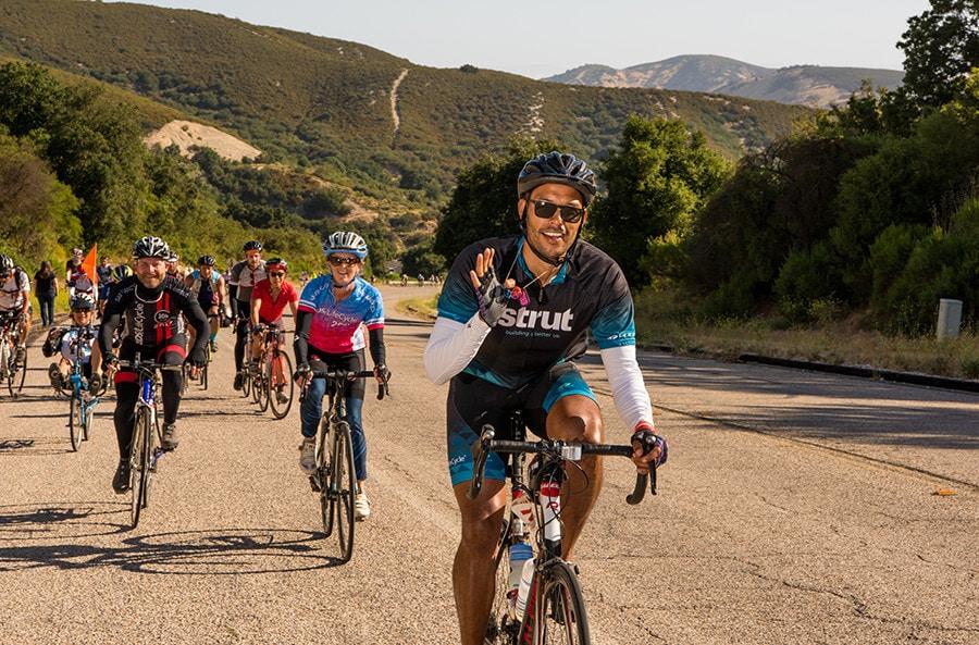 Saul-AIDS-Lifecycle-Ride