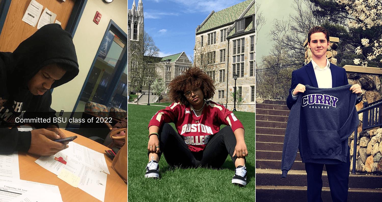 Boston College Decisions