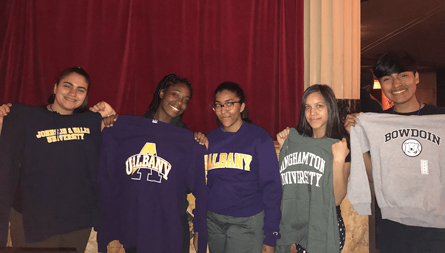 NYC at College Decision Day 2018