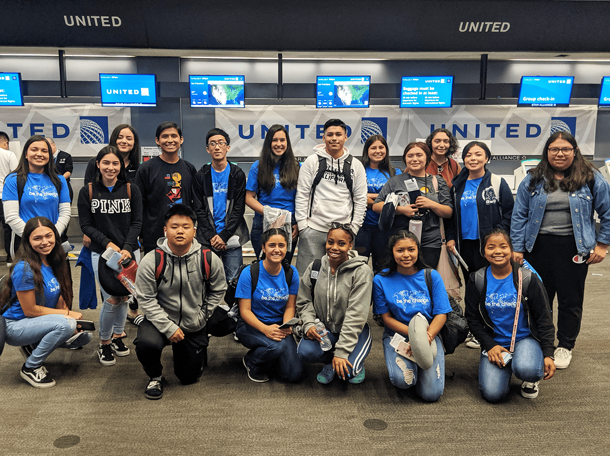Summer Search partners with United Airlines