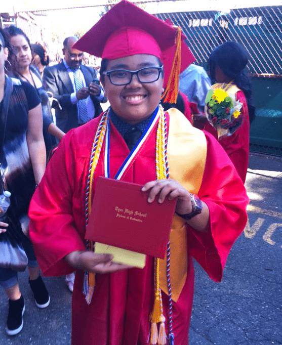 Ren's High School Graduation