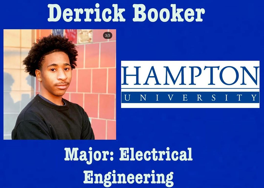 Derrick, Hampton University