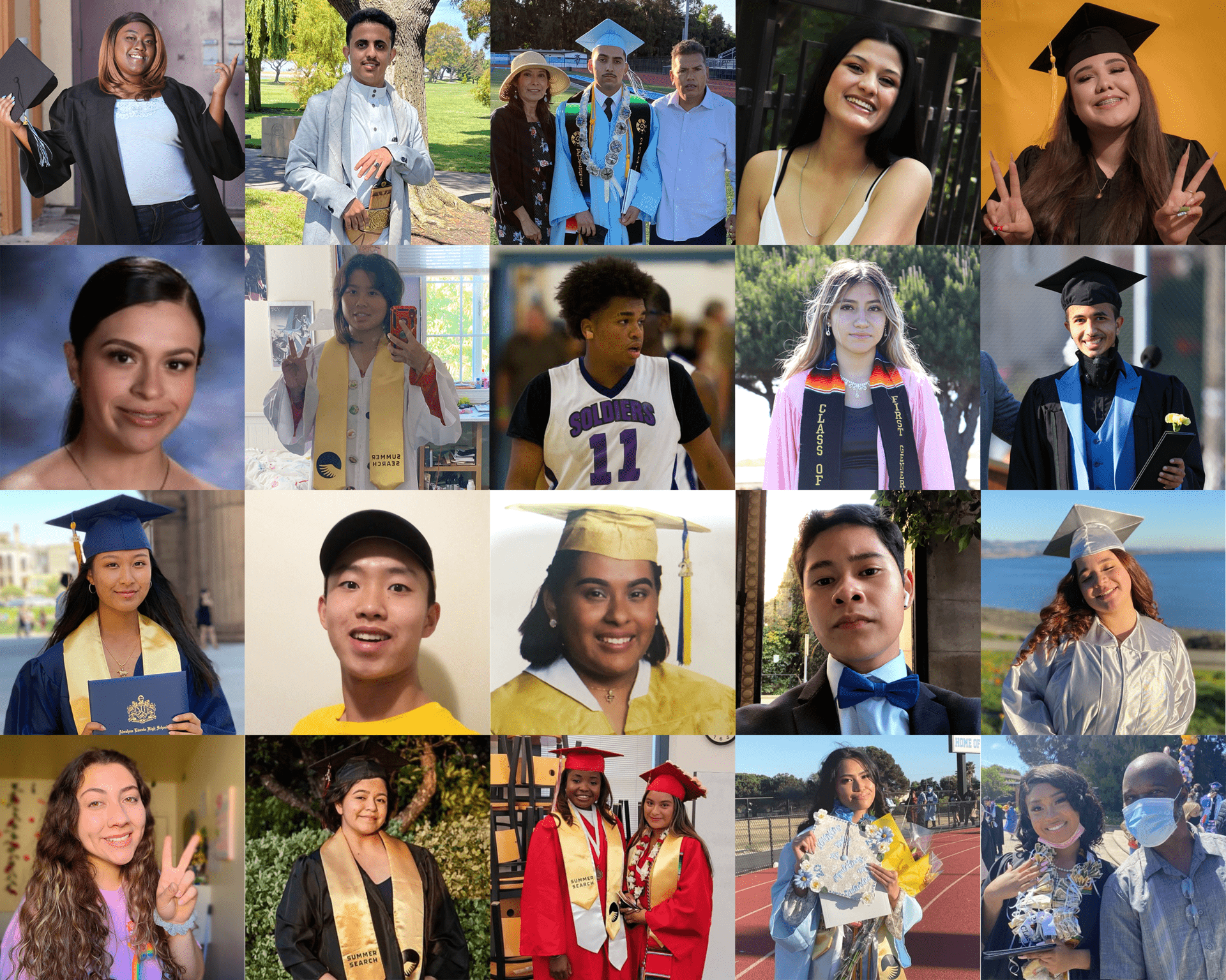 Bay Area Class of 2021