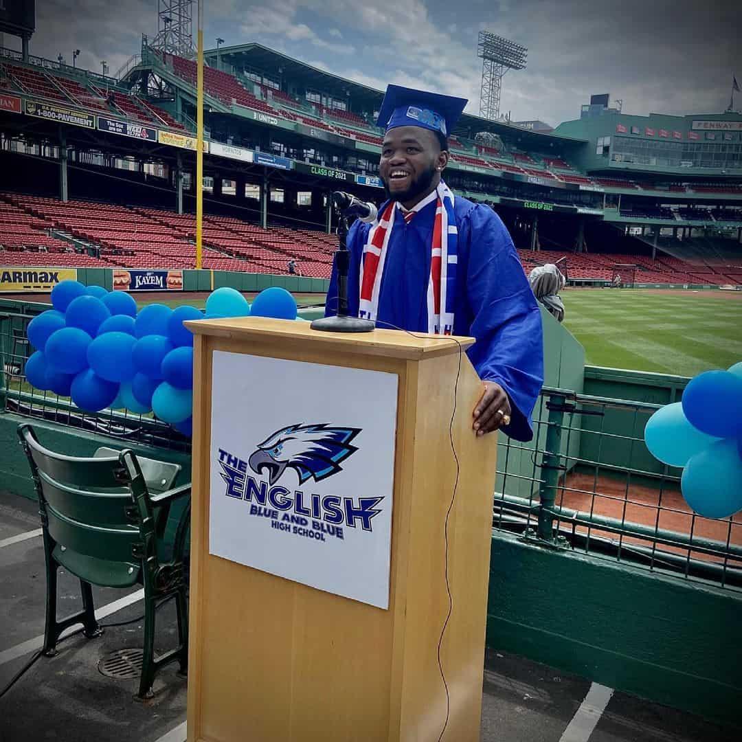 Thomas, Boston High School graduate