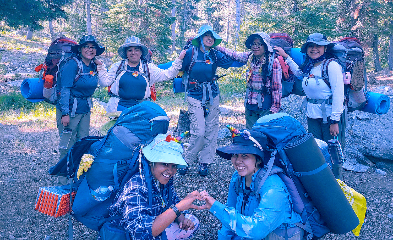 DEVA Summer Search group
